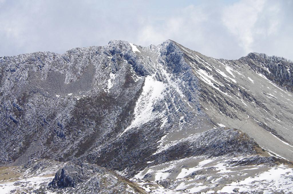 白色帝王之冬日南湖