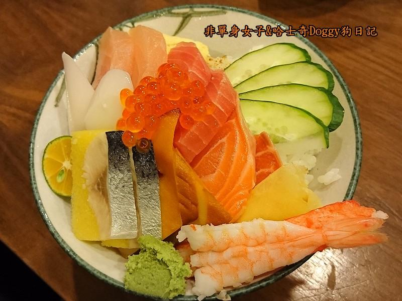 毅壽司平價日式料理築地生魚片蓋飯鮮魚金泰日本料理11