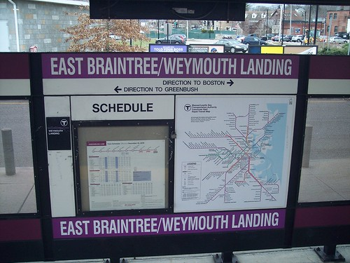 Weymouth Landing - East Braintree