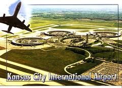 USA-Kansas Airport