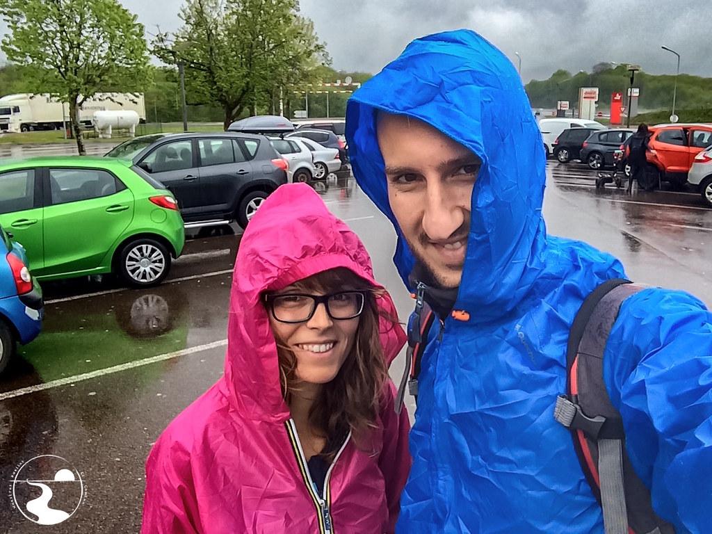 Francia lluviosa