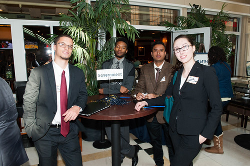 2016 - Pitt Is It DC: Job Shadows and Student/Alumni Networking Reception Gallery