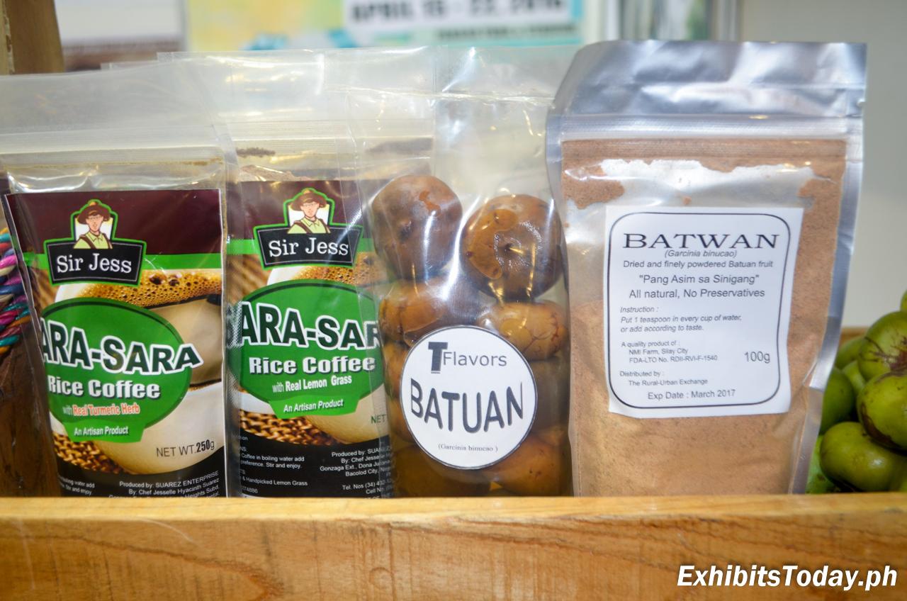 Sir Jess Rice Coffee, Batuan and Batwan