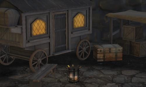 Dangarnon: Encampment