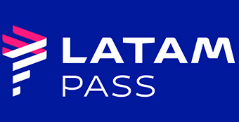 LATAM Airlines horizontal negativo CMYK