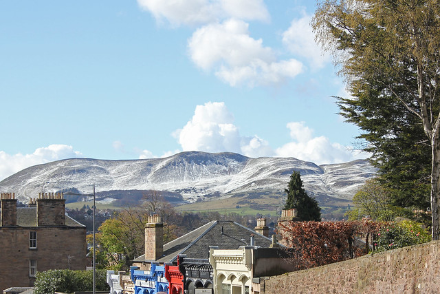 Snowy Hills from Morningside