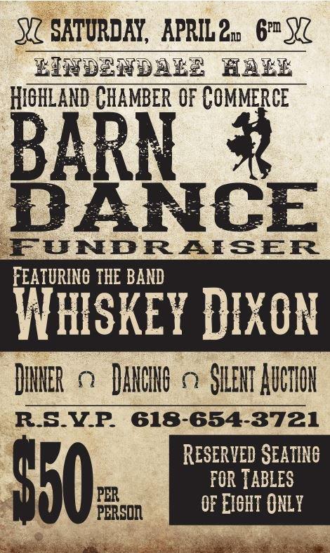 Barn Dance 4-2-16