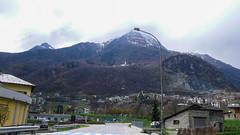 Dolina  Malenco i miesteczko Chiesa In Valmamlenco