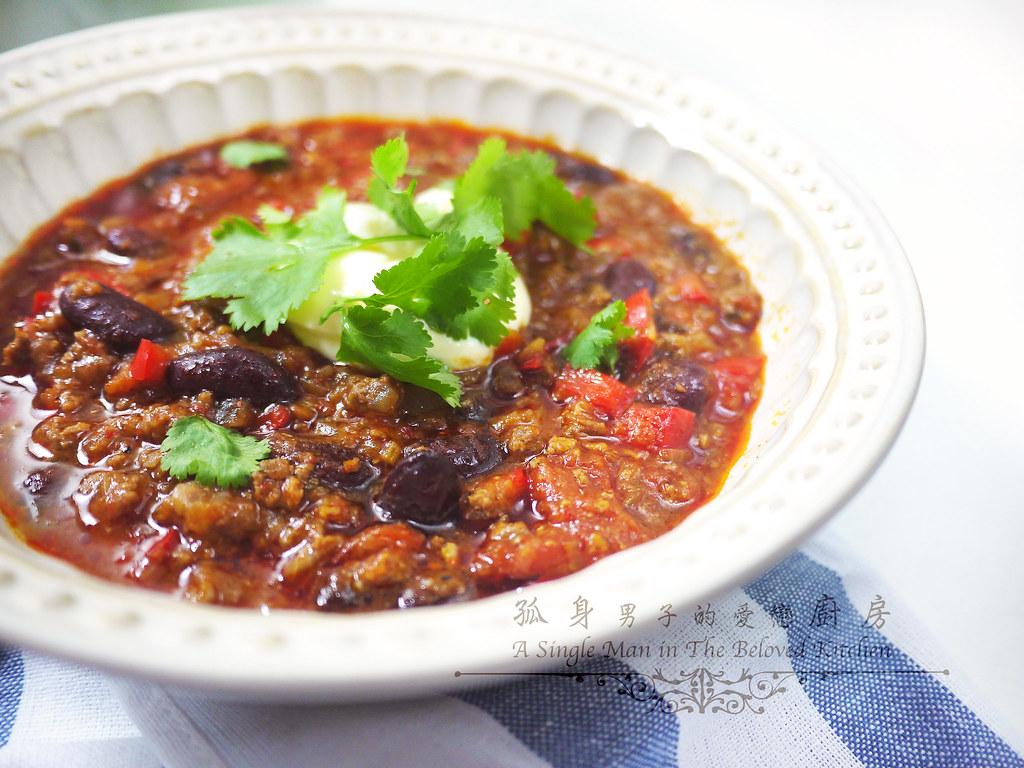 孤身廚房-墨西哥辣醬佐香米46