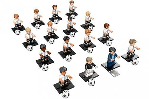 "LEGO Minifigures Series ""DFB - Team"""