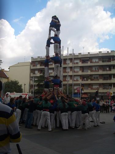 Actuació a Cerdanyola del Vallès, 2008