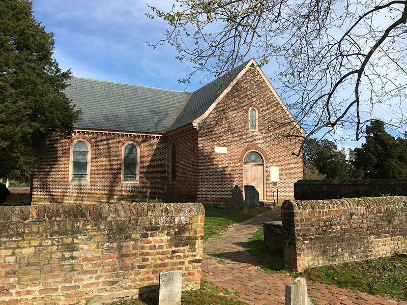 Old Blandford Church