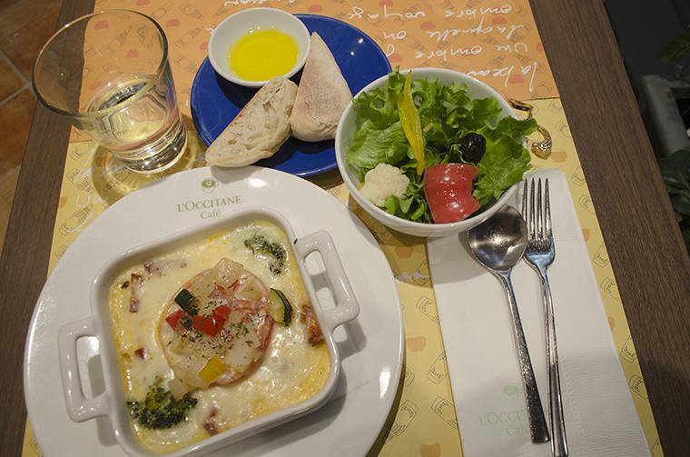 LOccitane Cafe Tokyo Menu Review