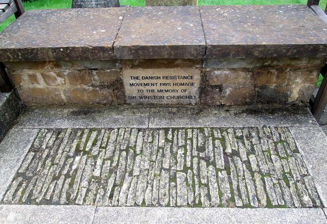 Danish Memorial to Churchill