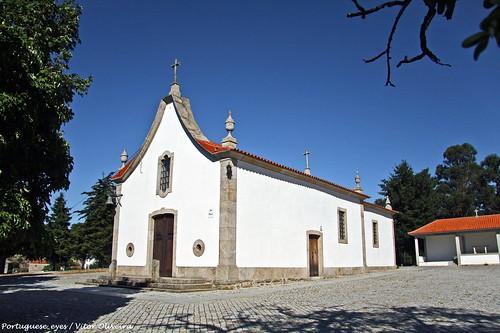 Santuário de Nossa Senhora da Saúde - Fonte Arcada - Portugal