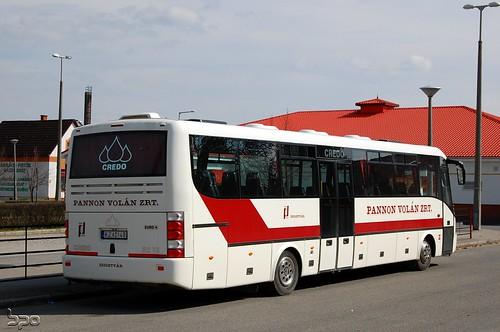 bus autobus busz bpo pannon volán autóbusz ddkk