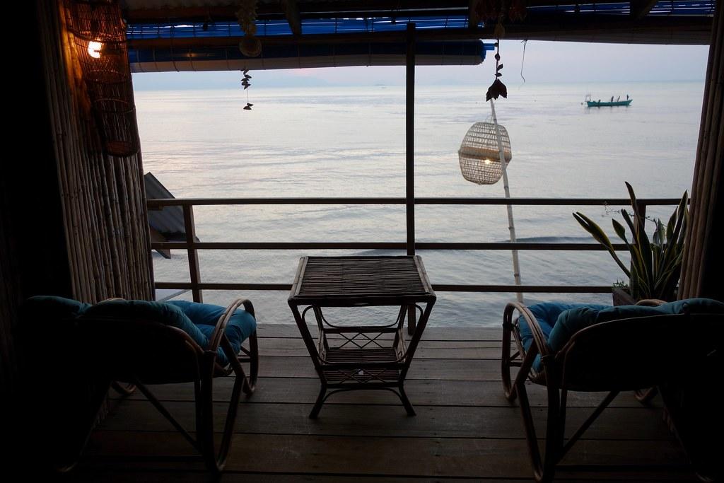 Kep, Crab Shack, Cambodia