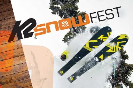 K2 SNOWfest 2016