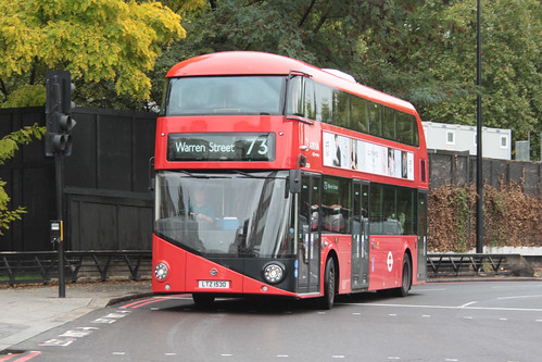 Arriva London North LT530 LTZ1530