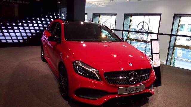 Loja Mercedes, Berlim