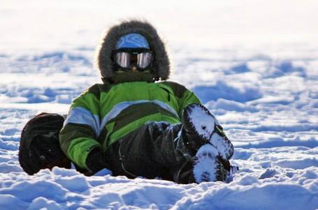Maraton na sněhu a ledu? Ano! V únoru premiérově na Lipně