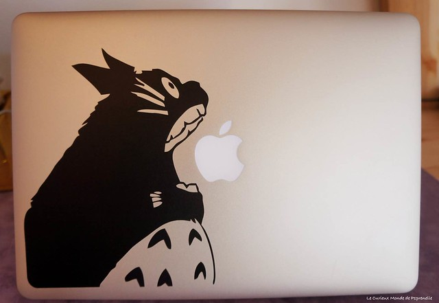 Totoro_macbook