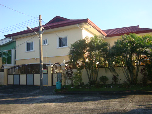 Mansion House for Sale Angeles City Hensonville Ref#0000738