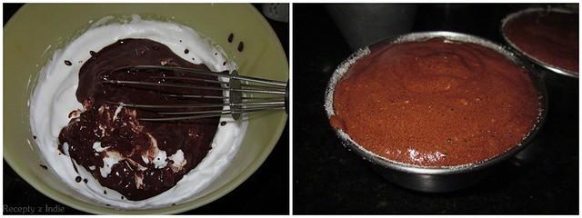 Cokoladove Souffle