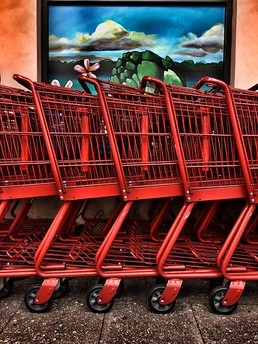 red carts