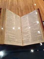 Shakespeare First Folio at K-State