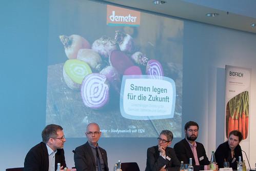 BioFach-Kongress 2016: Samen legen für die Zukunft