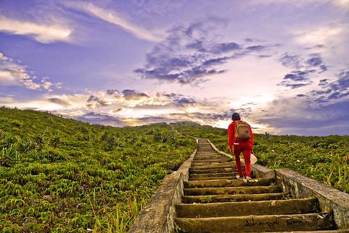 trekking sumatra indonesia hiking adventure bengkulu curup bukitkaba gunungkaba mountkaba