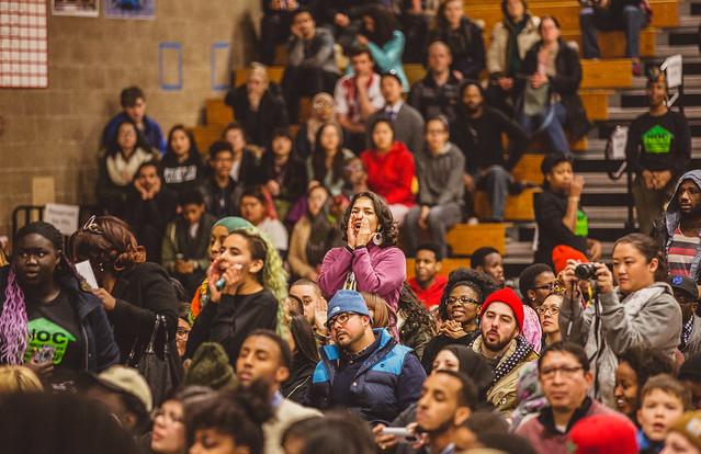 Community Forum on Black America - Neighborhoods Organizing for Change - Minneapolis