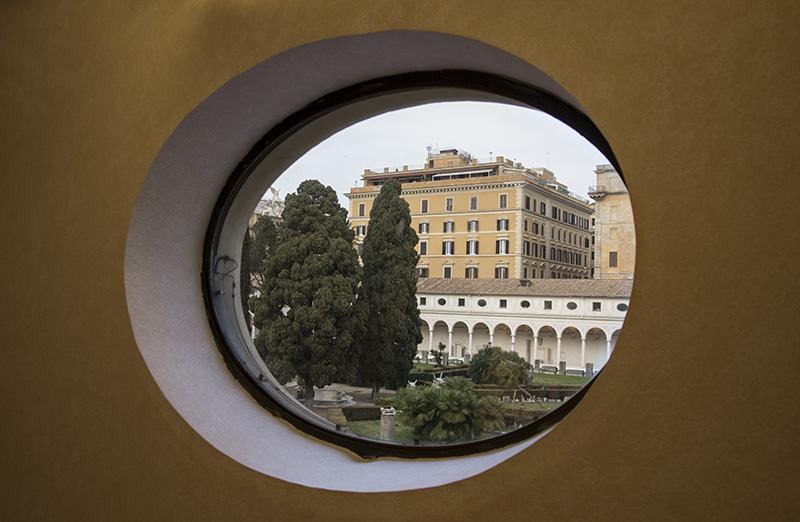Rome Museo delle Terme di Diocleziano