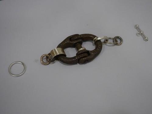 Seven Macho Bracelets: 1 Weisslock Repair - WIP - 3
