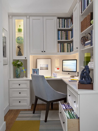 Home Office Ideas: Design Home Office Space