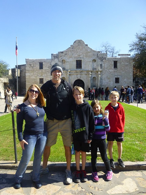 Look kids, the Alamo