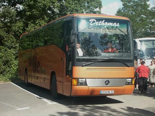 Mercedes O404 Parc Walibi Agen 20-06-04c