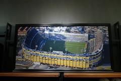 Buenos Aires - Boca Juniors aerial