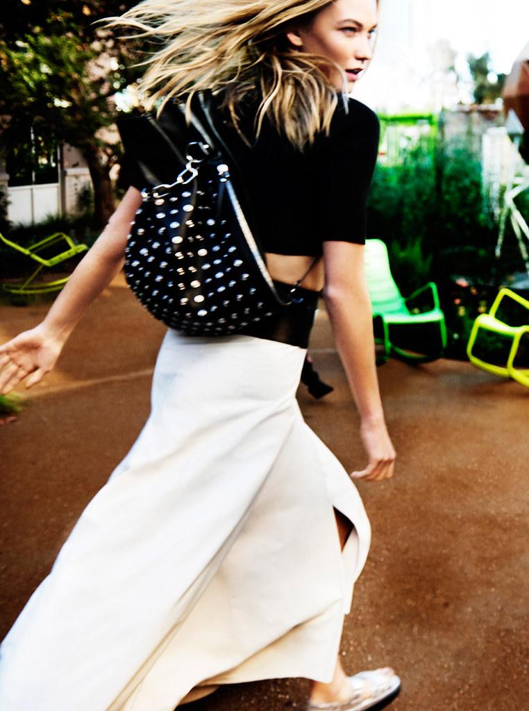 Карли Клосс — Фотосессия для «Vogue» 2016 – 2