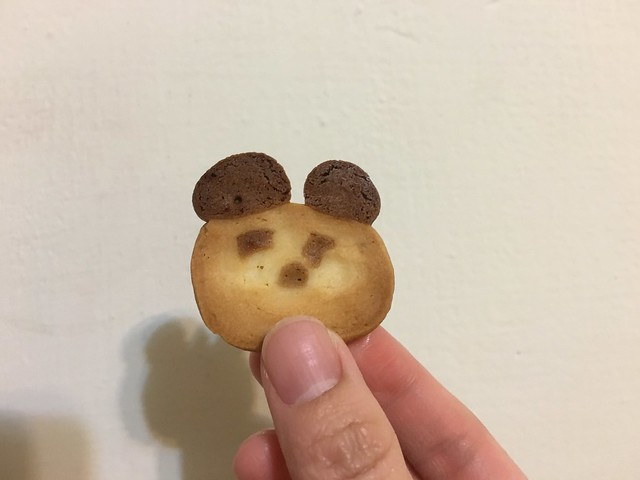 囧臉小熊貓@辣媽Shania麵包機熊貓餅乾