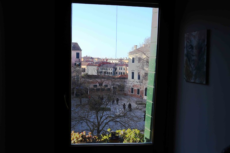 Home Sweet Home – Elena Ferrrazzi's Home, Venice Ghetto