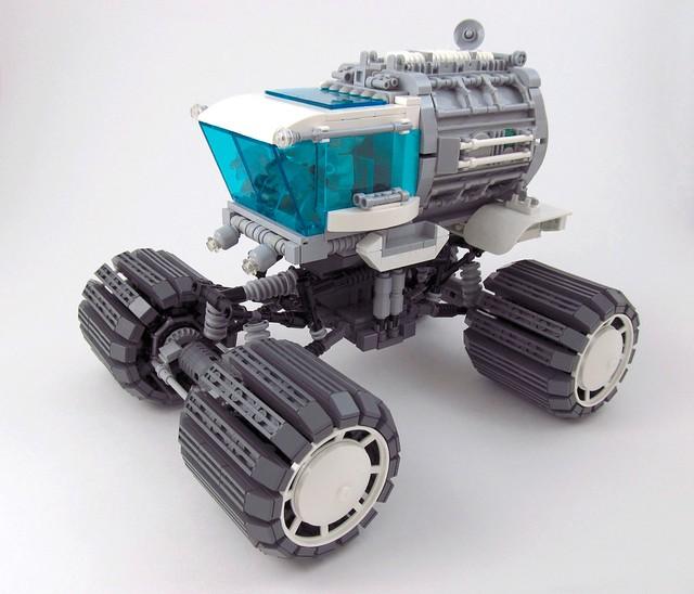 """""""Proteus"""" Rover"""