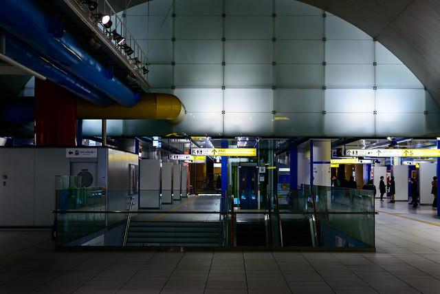 Tube Gate