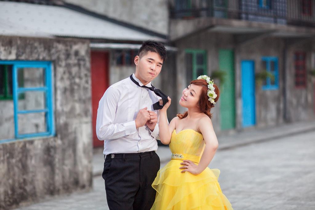 012自主婚紗