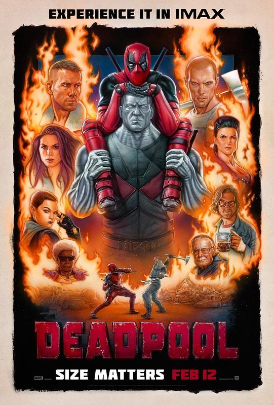 Deadpool - Poster 6