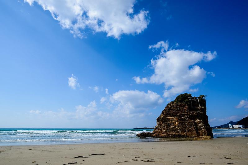 稲佐の浜-2