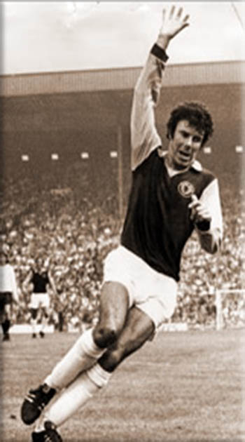 Picture of Charlie Aitken - 1959 to 1976