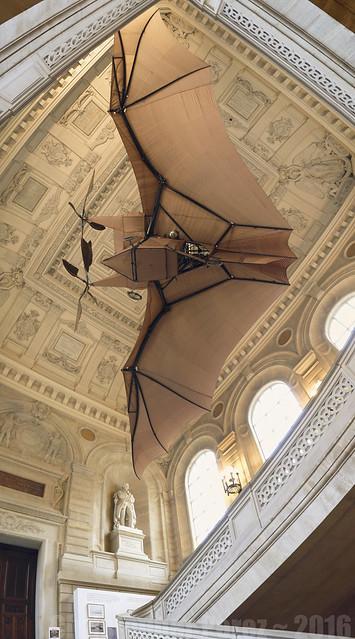 Avion III ~ Clement Ader