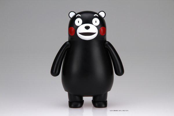 【新增照片和販售資訊】大人氣「熊本熊」 將推出『可動組裝模型』!